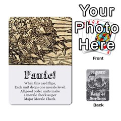 Band Of Brothers Cards3 By Dave   Playing Cards 54 Designs   N1bkwq62ymkf   Www Artscow Com Front - Spade8