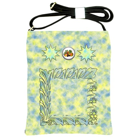 Summer Sling Bag by Joan T Front