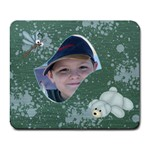Little Boys Mouse Mat - Collage Mousepad