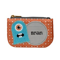 Monster Coin Purse 2 By Martha Meier   Mini Coin Purse   Blv4itqhy1my   Www Artscow Com Front