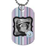 Purple Haze Dog Tag 1 - Dog Tag (One Side)