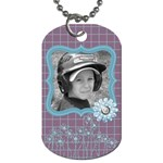 Purple Haze Dog Tag 2 - Dog Tag (One Side)