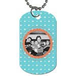 Little Monster Dog Tag 1 - Dog Tag (One Side)