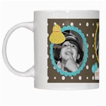 Little Monster Mug 1 - White Mug