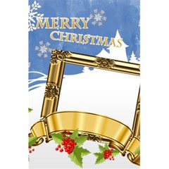 Xmas By Joely   5 5  X 8 5  Notebook   U8y9rhusyhn9   Www Artscow Com Front Cover Inside