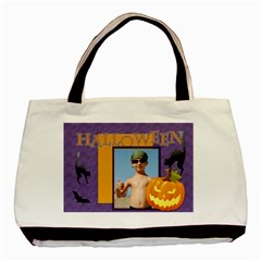 Halloween By Joely   Basic Tote Bag (two Sides)   Uf4nlholx2ok   Www Artscow Com Back
