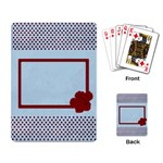cards1 - Playing Cards Single Design