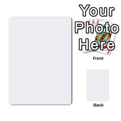 Flower Essences By Cj   Multi Purpose Cards (rectangle)   Gj8zzlzwodss   Www Artscow Com Back 6