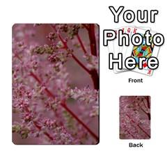 Flower Essences By Cj   Multi Purpose Cards (rectangle)   Gj8zzlzwodss   Www Artscow Com Front 7