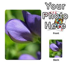 Flower Essences By Cj   Multi Purpose Cards (rectangle)   Gj8zzlzwodss   Www Artscow Com Front 3