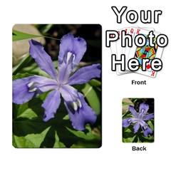 Flower Essences By Cj   Multi Purpose Cards (rectangle)   Gj8zzlzwodss   Www Artscow Com Front 25