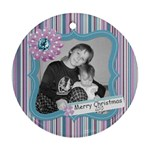 Purple Haze Ornament 1 - Ornament (Round)