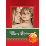 christmas - Greeting Card 5  x 7