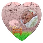 Sweet dream - Puzzle - Jigsaw Puzzle (Heart)