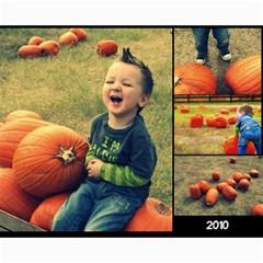 Halloween By Jessica   Collage 8  X 10    Yaxohhslndp5   Www Artscow Com 10 x8 Print - 3