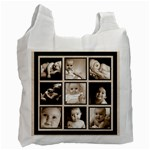Fantasia classic multi frame  double sided recycle bag - Recycle Bag (Two Side)