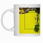 Monkey Business Mug - White Mug