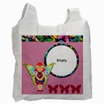 Fairy tales PINK -  BAG - Recycle Bag (One Side)