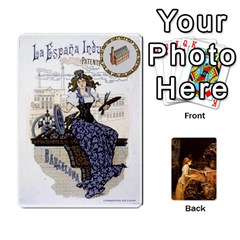 Jack Catalanbrasscards By Jordi Ferrer   Playing Cards 54 Designs   J68qvs5c1y17   Www Artscow Com Front - SpadeJ