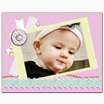 10x 8 girl canvas template - Canvas 8  x 10