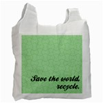 Recycle -  BAG - Recycle Bag (One Side)