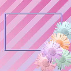 Pink & Lavender By Add In Goodness And Kindness   Magic Photo Cube   Qtb46twxybwd   Www Artscow Com Side 1