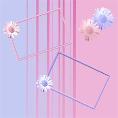 Pink & Lavender By Add In Goodness And Kindness   Magic Photo Cube   Qtb46twxybwd   Www Artscow Com Side 6