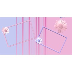 Pink & Lavender By Add In Goodness And Kindness   Magic Photo Cube   Qtb46twxybwd   Www Artscow Com Long Side 2