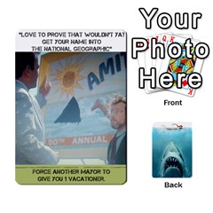 Jaws #1 By Mark Chaplin   Playing Cards 54 Designs   O3bb5t0iers2   Www Artscow Com Front - Heart9