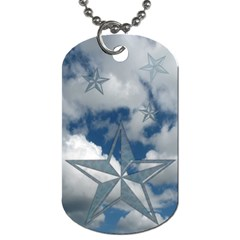 Wish Upon A Star 2 Sided Dog Tag By Lil    Dog Tag (two Sides)   03c85het3kop   Www Artscow Com Back