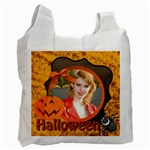 halloween bag - Recycle Bag (Two Side)