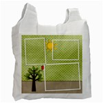 Recycle Bag (One Side-)template-Summer1 - Recycle Bag (One Side)