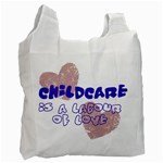 childcare - Recycle Bag (One Side)
