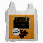I like autumn - BAG - Recycle Bag (One Side)