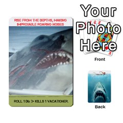 Jaws #2 By Mark Chaplin   Playing Cards 54 Designs   I7jloutgjvj9   Www Artscow Com Front - Diamond6