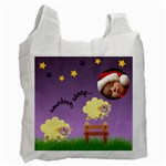 Counting sheep -  BAG - Recycle Bag (One Side)