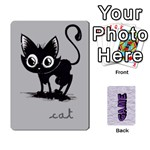 MEMORY GAME with your own photos  - Playing cards - Playing Cards 54 Designs