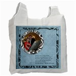 Irish Blessing  recycle bag May the road rise up to meet you - Recycle Bag (Two Side)
