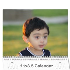 Tejas Calender By Sreelatha   Wall Calendar 11  X 8 5  (18 Months)   Zukyxp9pds7m   Www Artscow Com Cover