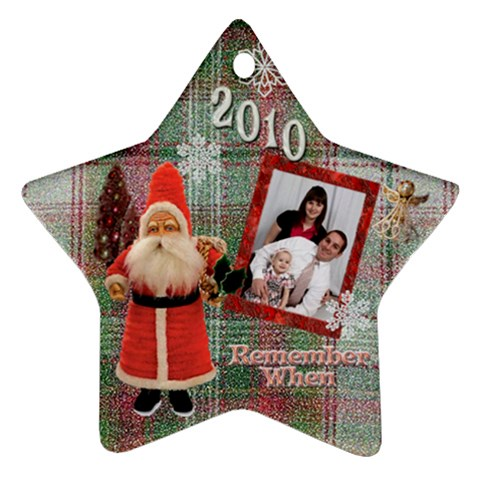 Mark By Mike Anderson   Ornament (star)   64cpea14e6dc   Www Artscow Com Front