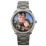 watch for Eryn - Sport Metal Watch