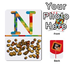 Flash Cards (set 2) By Brookieadkins Yahoo Com   Playing Cards 54 Designs   3iemoq2zfmhn   Www Artscow Com Front - Heart2