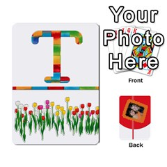 Flash Cards (set 2) By Brookieadkins Yahoo Com   Playing Cards 54 Designs   3iemoq2zfmhn   Www Artscow Com Front - Heart8