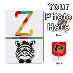 Ace Flash Cards (set 2) By Brookieadkins Yahoo Com   Playing Cards 54 Designs   3iemoq2zfmhn   Www Artscow Com Front - HeartA
