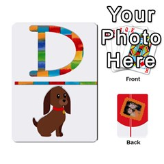 Flash Cards (set 2) By Brookieadkins Yahoo Com   Playing Cards 54 Designs   3iemoq2zfmhn   Www Artscow Com Front - Spade5