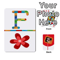 Flash Cards (set 2) By Brooke Adkins (my Time Scraps)   Playing Cards 54 Designs   3iemoq2zfmhn   Www Artscow Com Front - Diamond7
