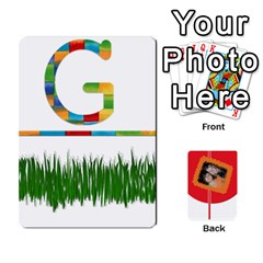 Flash Cards (set 2) By Brookieadkins Yahoo Com   Playing Cards 54 Designs   3iemoq2zfmhn   Www Artscow Com Front - Diamond8