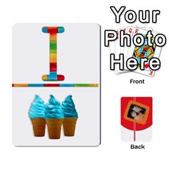 Flash Cards (set 2) By Brookieadkins Yahoo Com   Playing Cards 54 Designs   3iemoq2zfmhn   Www Artscow Com Front - Diamond10
