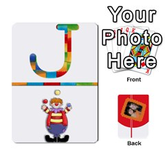 Jack Flash Cards (set 2) By Brookieadkins Yahoo Com   Playing Cards 54 Designs   3iemoq2zfmhn   Www Artscow Com Front - DiamondJ