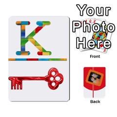 Queen Flash Cards (set 2) By Brookieadkins Yahoo Com   Playing Cards 54 Designs   3iemoq2zfmhn   Www Artscow Com Front - DiamondQ